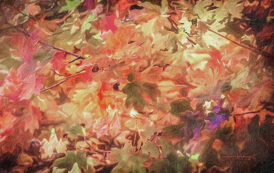 Autumn Leaves by Steve Kelley