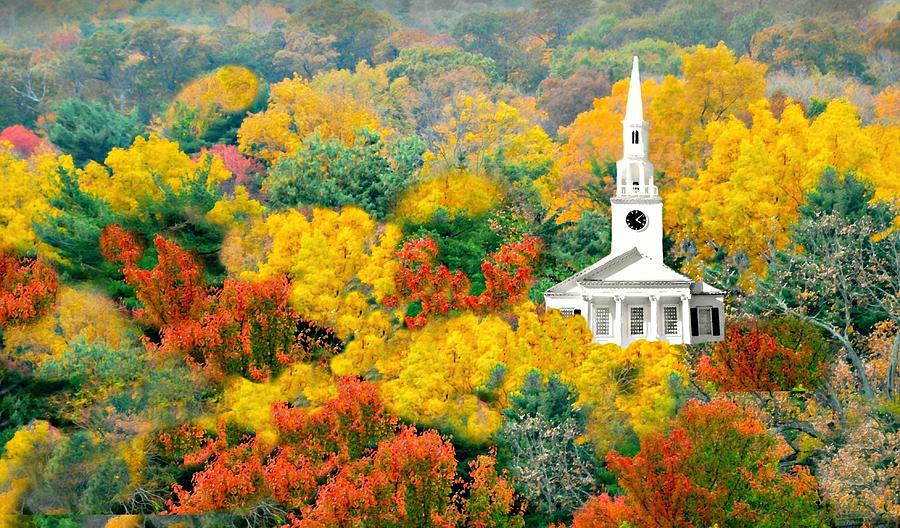 Autumn Litchfield by Diana Angstadt