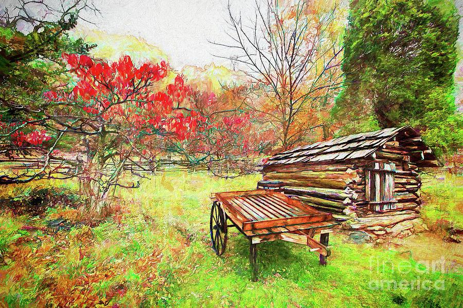 Autumn Memories AP by Dan Carmichael