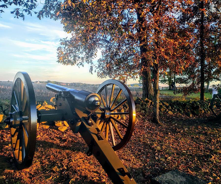 Autumn on Seminary Ridge  by Paul Kercher