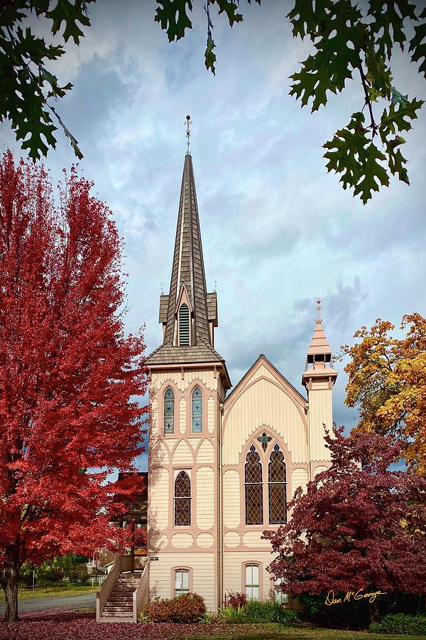 Autumn Sunday by Dan McGeorge