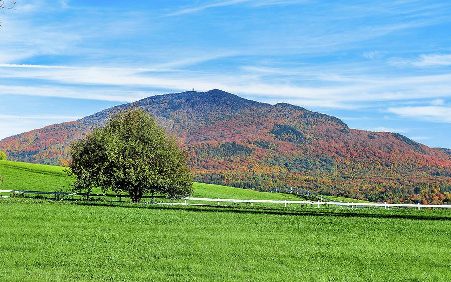 Autumn View Vermont by Tim Kirchoff