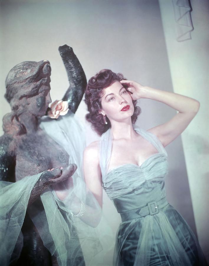 Ava Gardner In Pandora And The Flying Dutchman -1951-