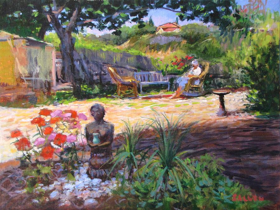 Ava's Garden, San Diego by Peter Salwen
