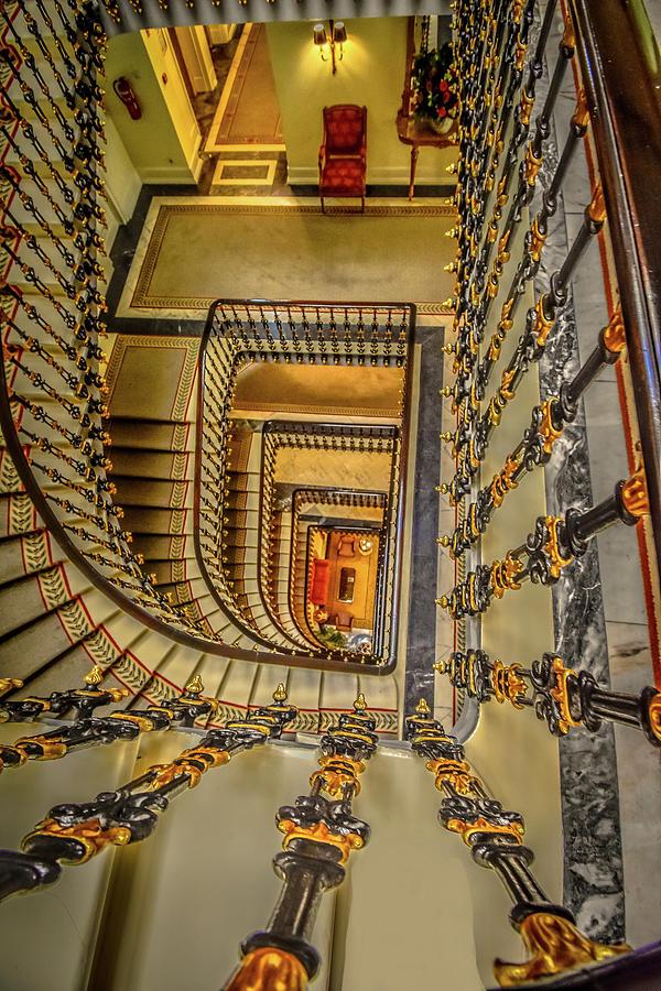 Avenida Palace by Bill Howard