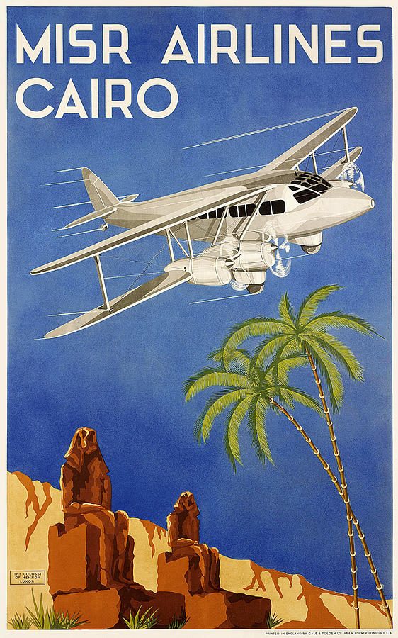 Aviation Art 22 by Andrew Fare