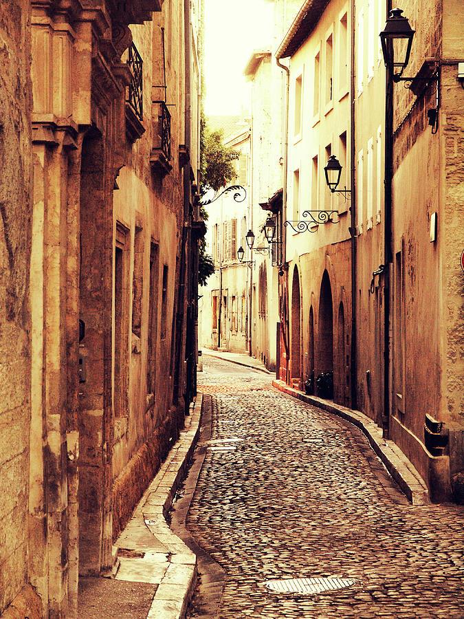 Avignon Street Photograph by Carlos Martín Jiménez