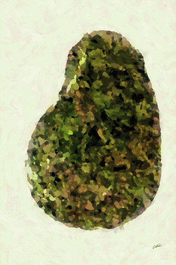 Avocado - DWP1645892 by Dean Wittle