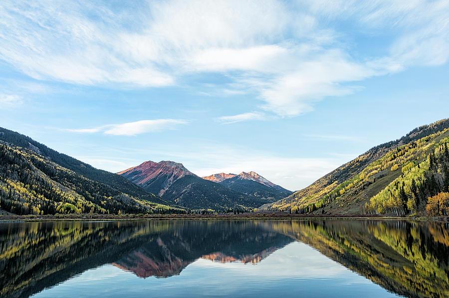 Awakening Across Crystal Lake by Denise Bush