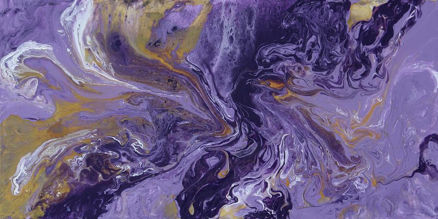 Awakening - Horizontal Painting