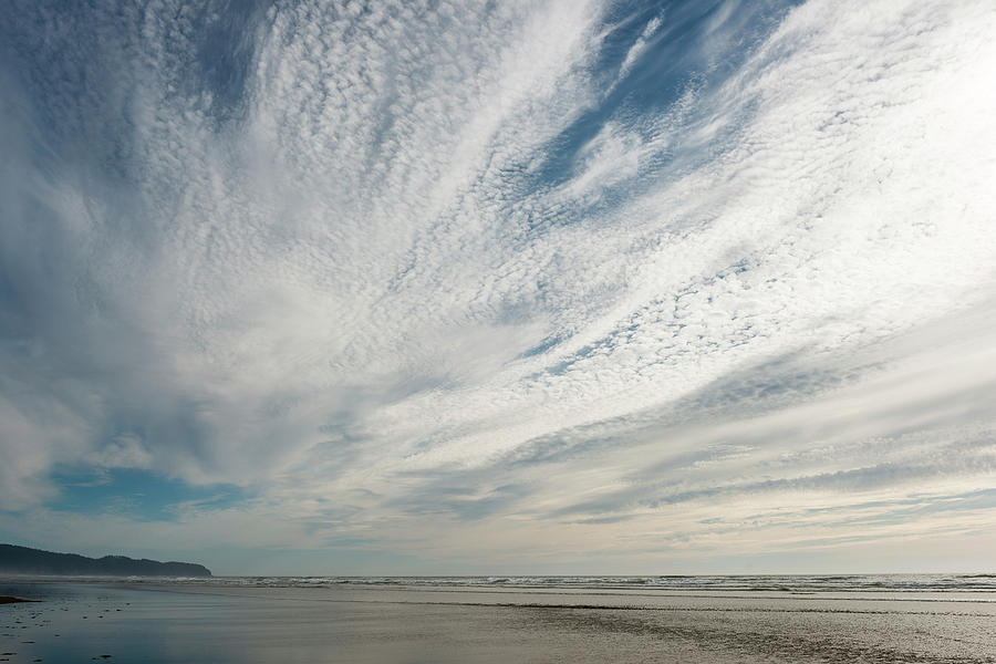 Awash in Clouds by Robert Potts