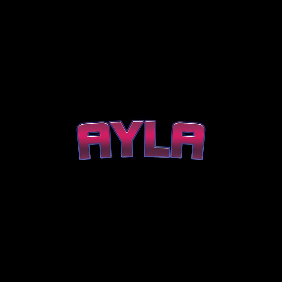Ayla Digital Art - Ayla by TintoDesigns