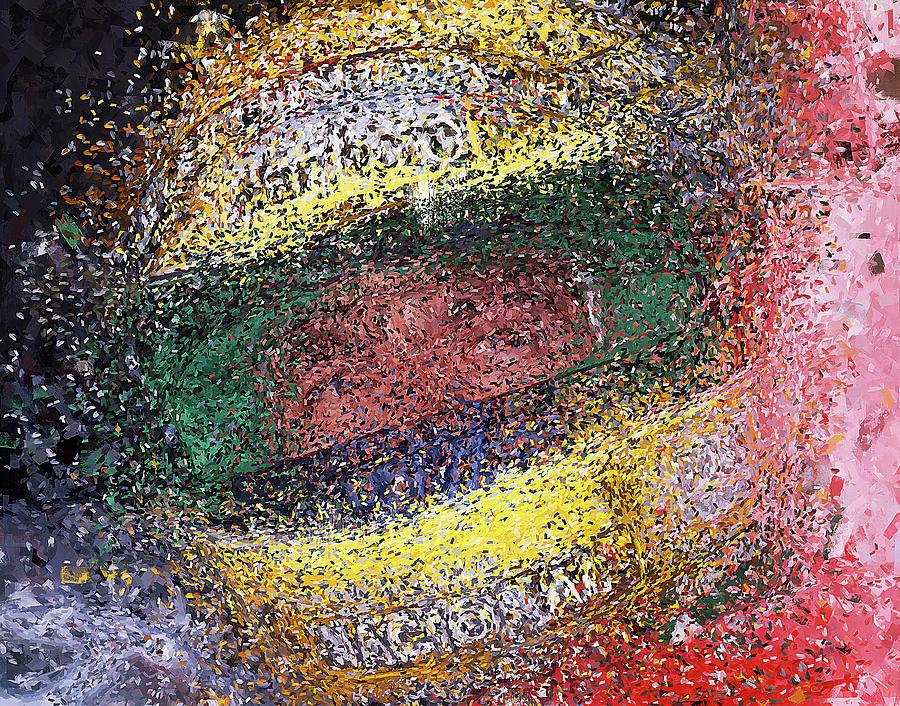 Ayrton Senna - 54 by Andrea Mazzocchetti