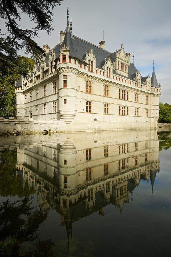 Azay-le-Rideau by Stephen Taylor