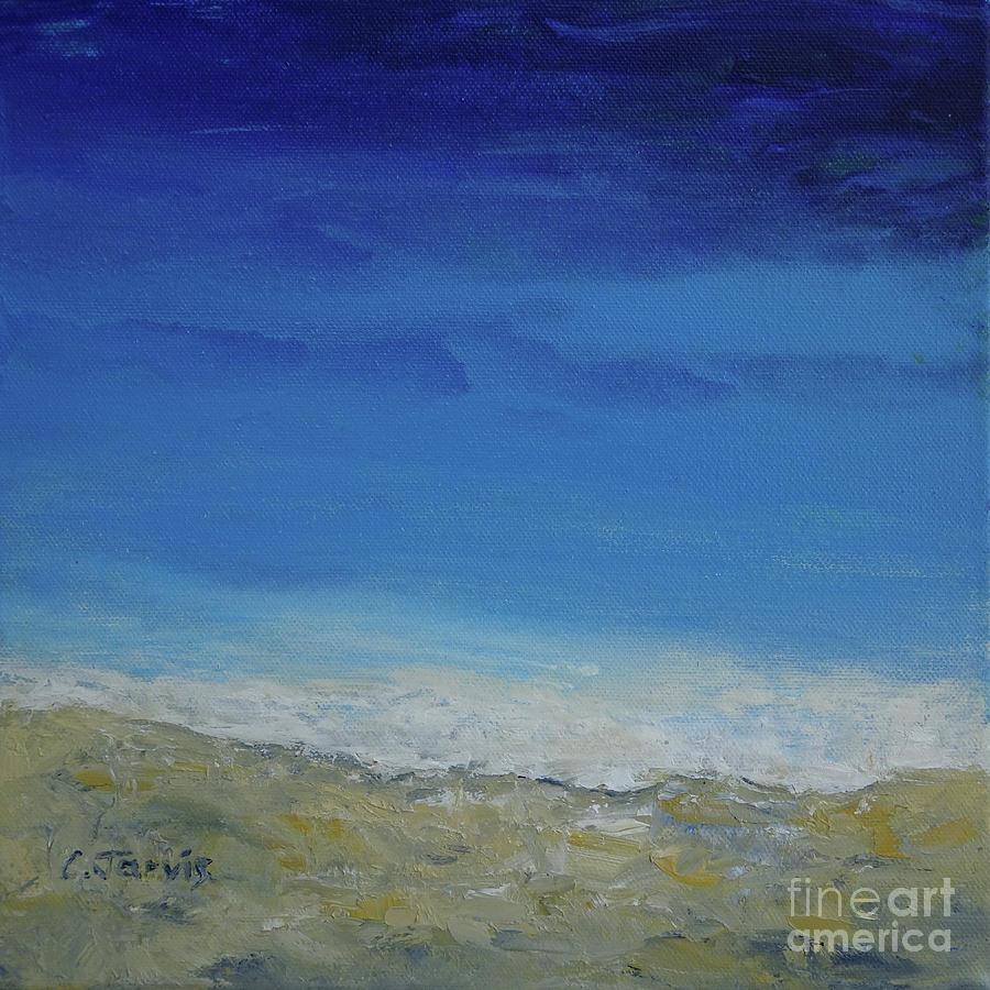 Azure Sea by Carolyn Jarvis
