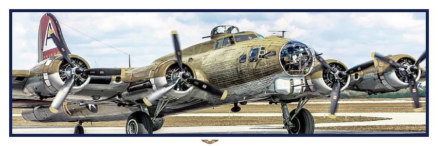 B-17 Nine-o-nine by Chris Smith