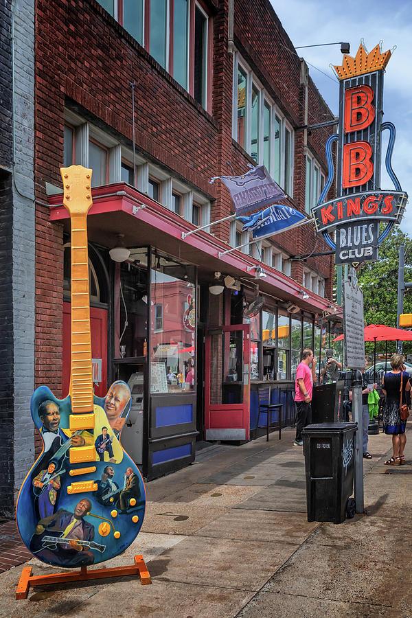 B. B. King's Blues Club by Susan Rissi Tregoning