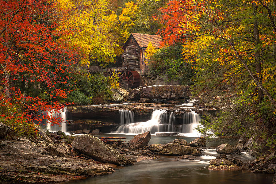 Babcock Grist Mill by Ryan Smith