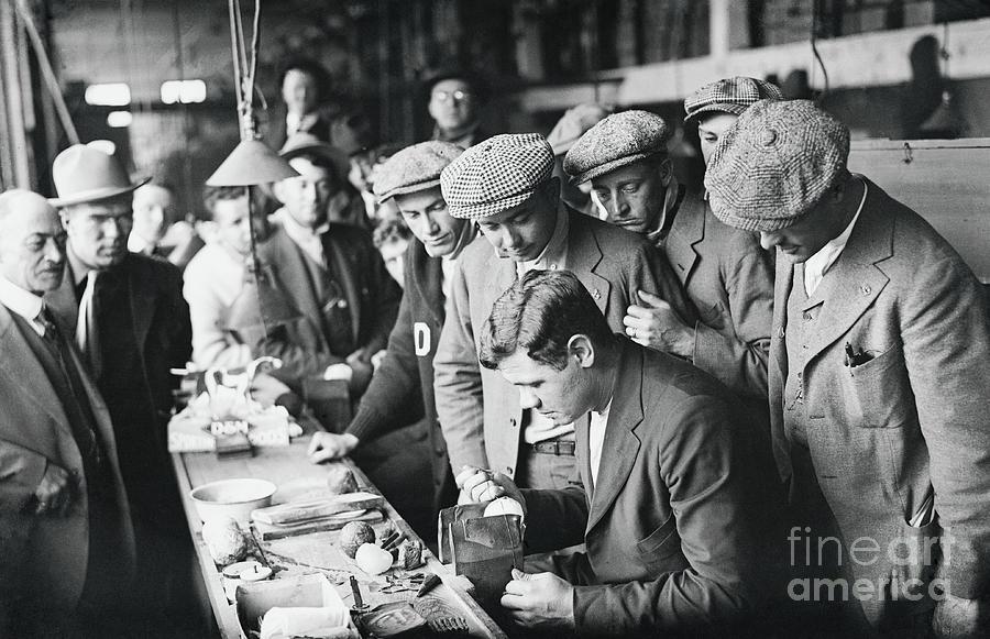 Babe Ruth Photograph by Bettmann