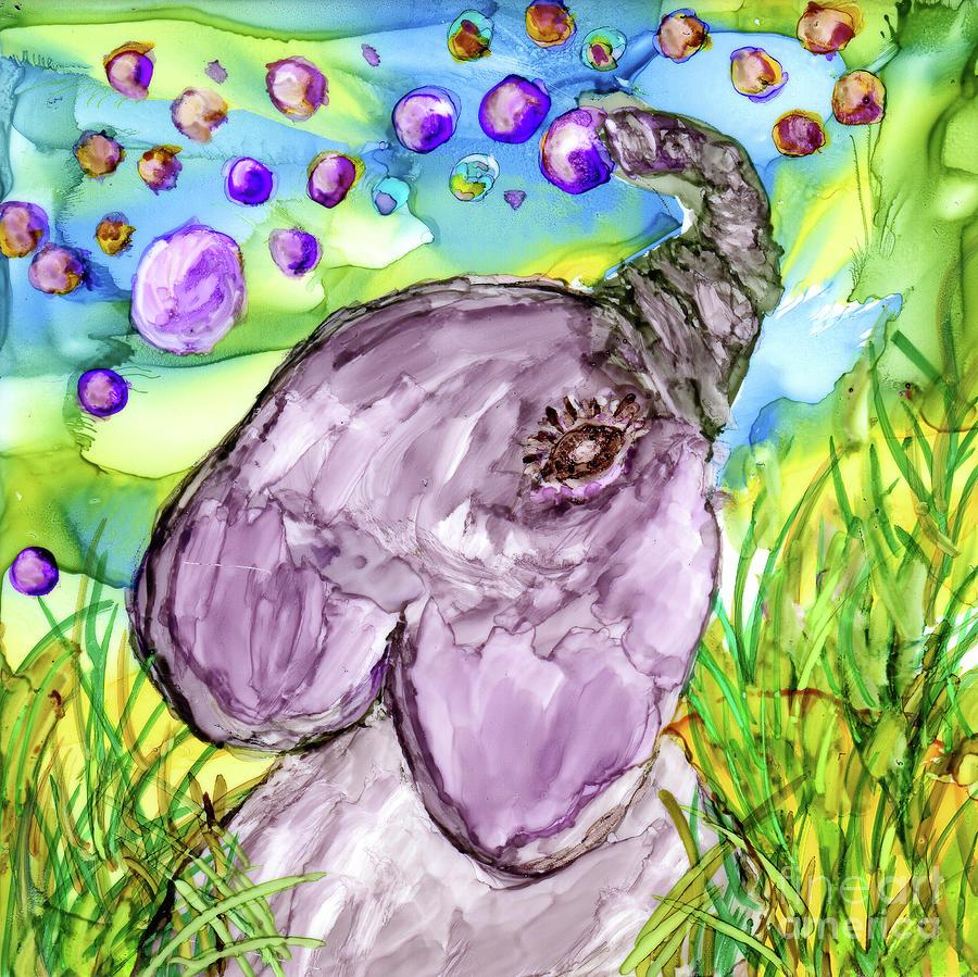 Baby Bubbles 2 by Eunice Warfel