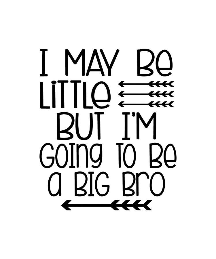 Baby Gift Pregnancy Announcement Big Brother New Promote To Bro Birthday For Boy