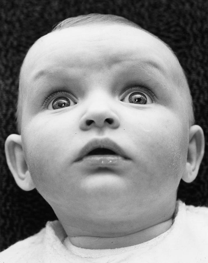 Babyface Photograph by Stallard