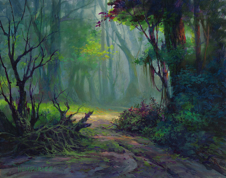 Back Trail by Michael Humphries
