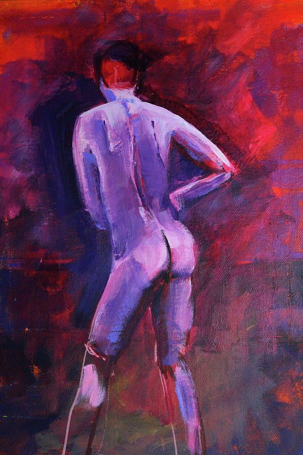 Backside by Nancy Merkle