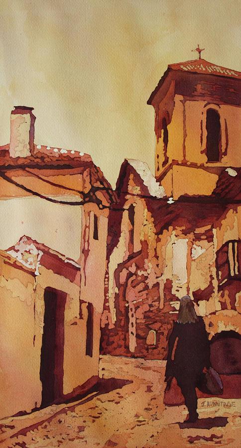 Backstreet Granada by Jenny Armitage
