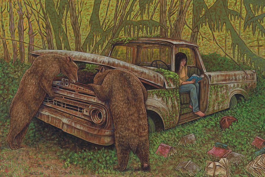 Backwoods by Holly Wood