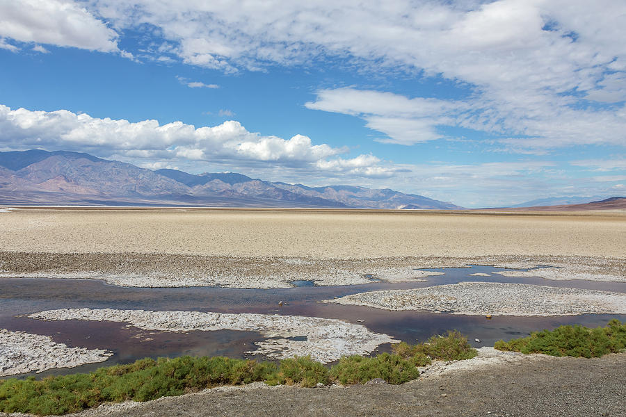 Badwater Basin by Penny Meyers