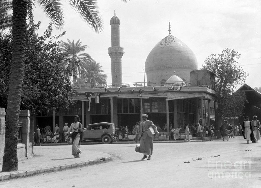 BAGHDAD, 1932 by Granger