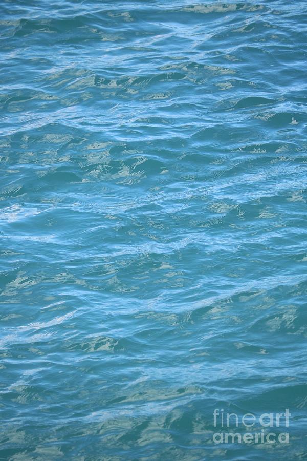 Bahamas Blue by Carol Groenen