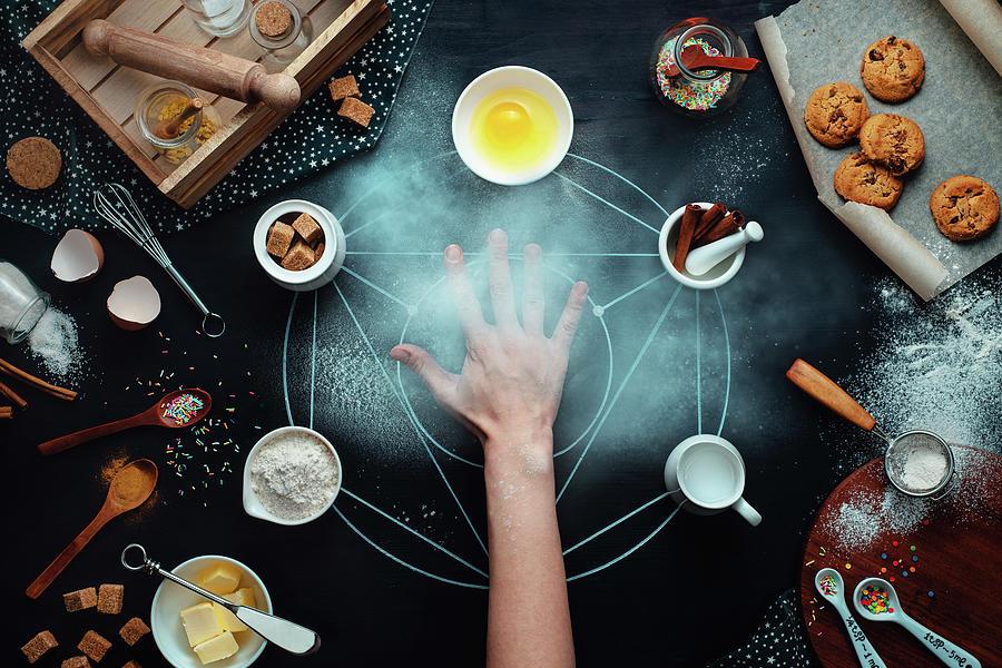 Baking Transfiguration Photograph by Dina Belenko Photography