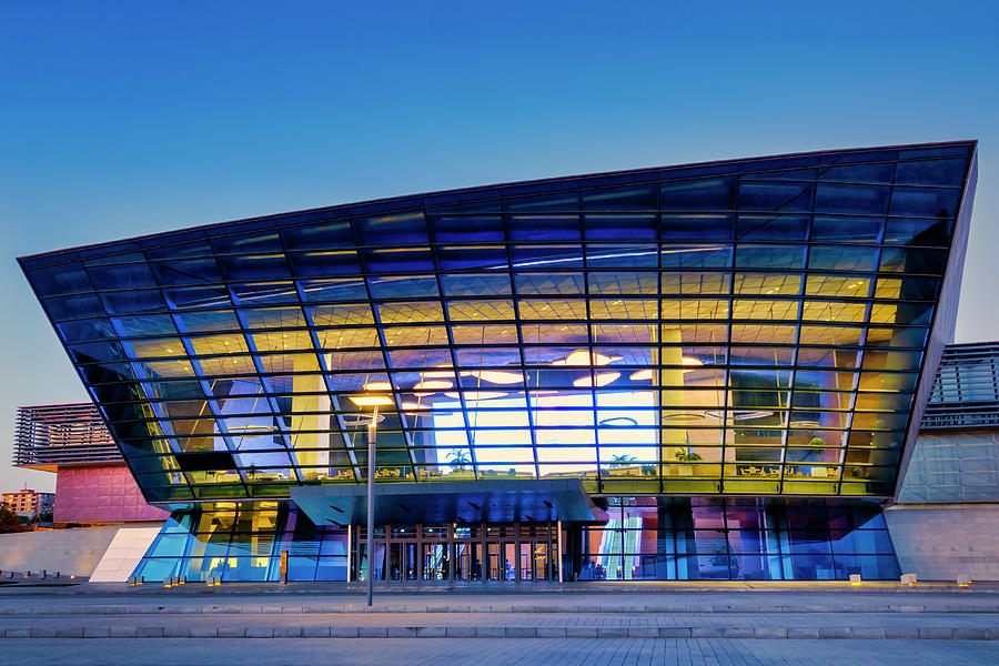 Baku Convention Center by Fabrizio Troiani