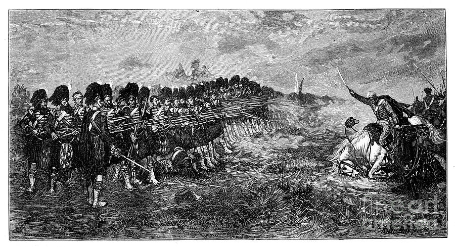 Balaclava, The Thin Red Line, 1881 Drawing by Print Collector