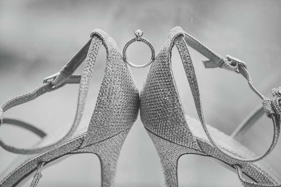 Wedding Ring Photograph - Balance by Angie Gonzalez