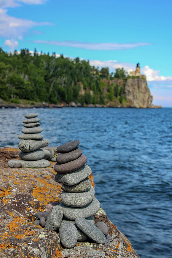 Nature Photograph - Balanced Life by Laura Smith