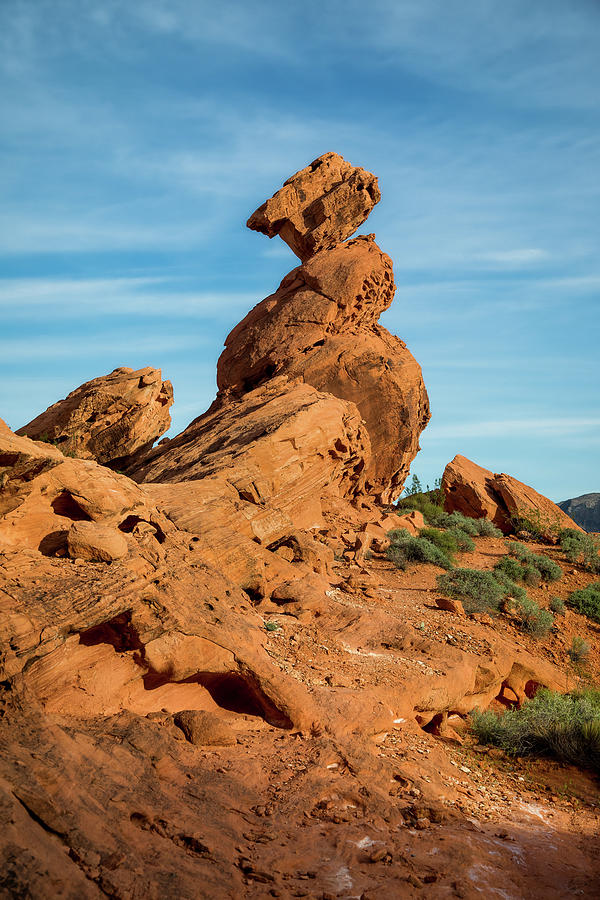 Balanced Rock by Rikk Flohr