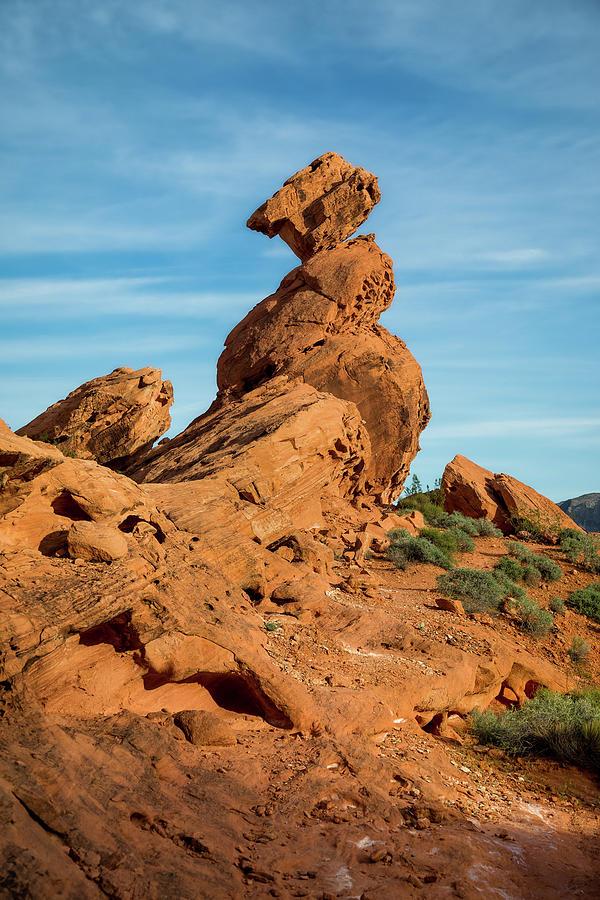 Balanced Rock by Rikk Flohr