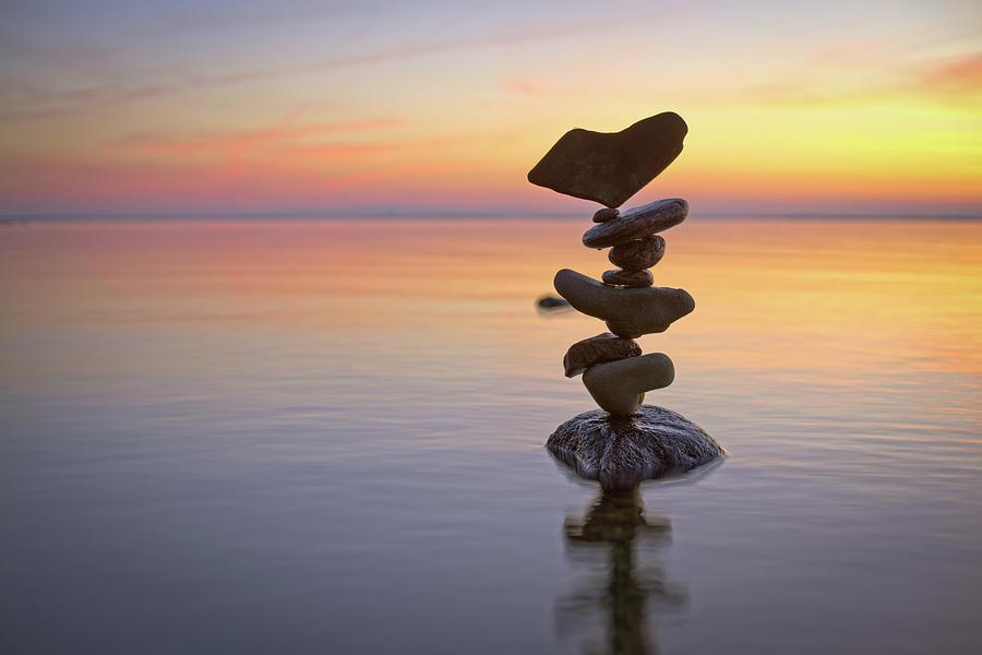 Balancing art #1 by Pontus Jansson