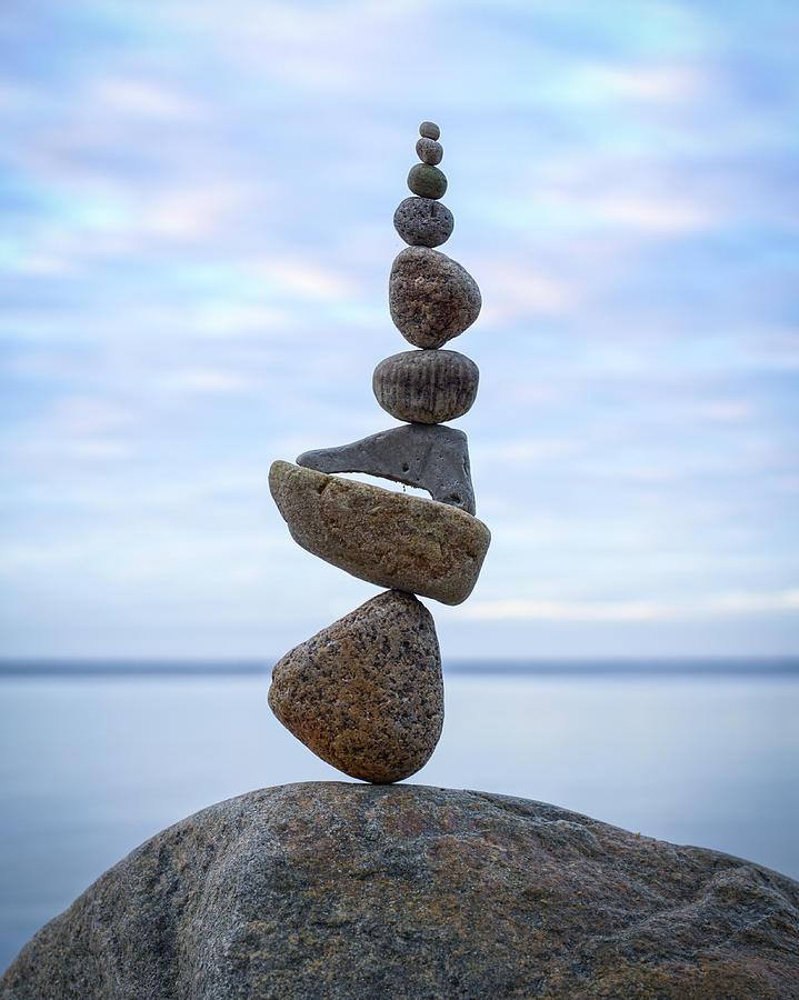 Balancing art #24 by Pontus Jansson