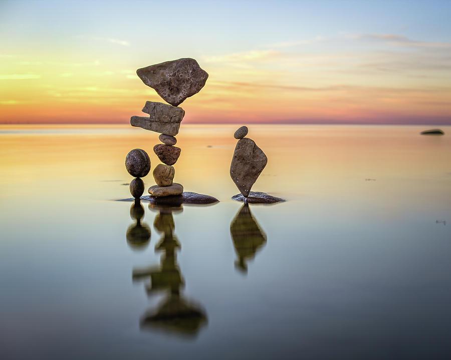 Balancing art #26 by Pontus Jansson