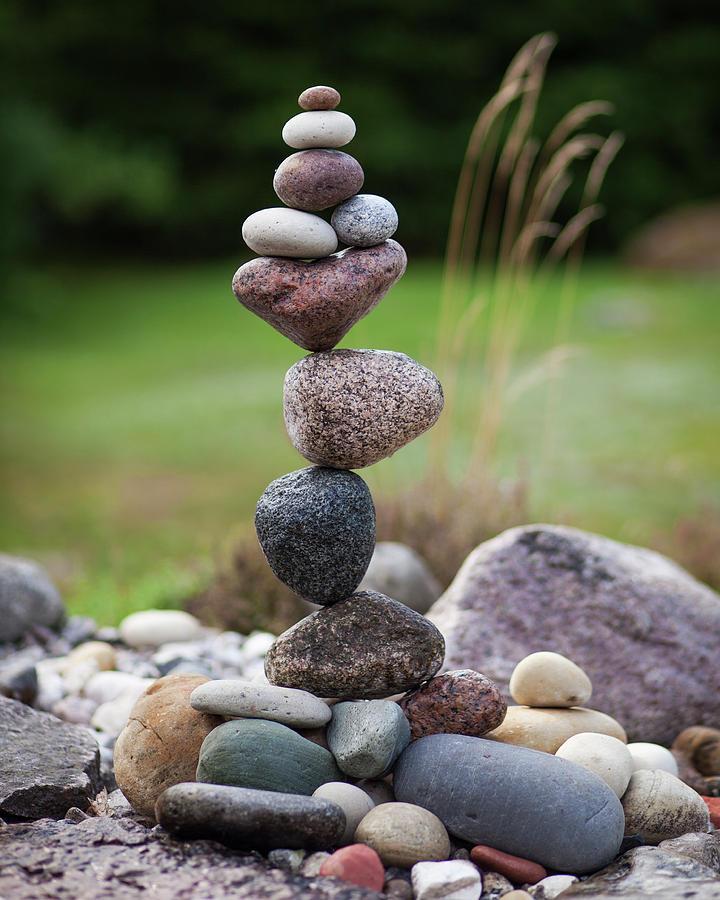 Balancing art #39 by Pontus Jansson