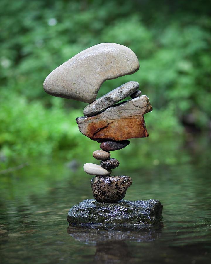 Balancing art #40 by Pontus Jansson