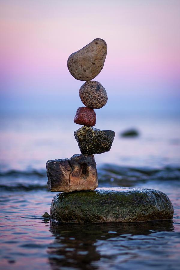 Balancing art #51 by Pontus Jansson