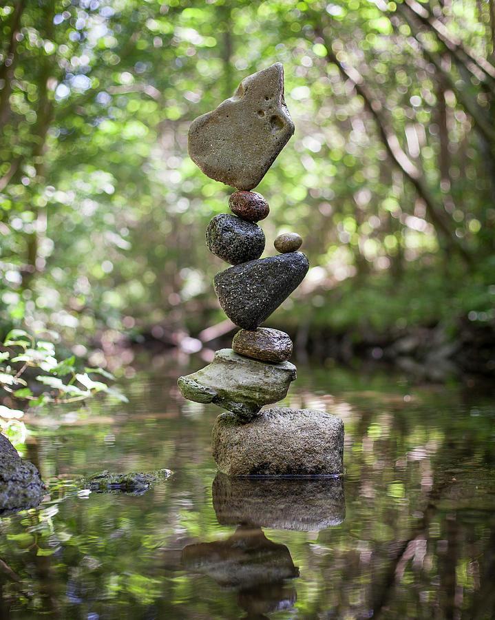 Balancing art #61 by Pontus Jansson