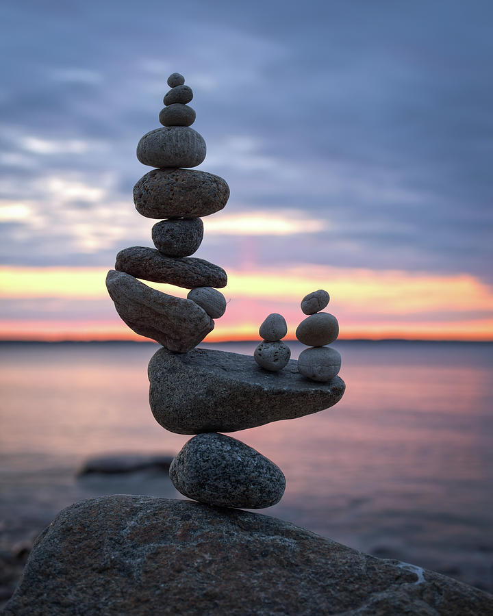 Balancing Art 67 Sculpture By Pontus Jansson