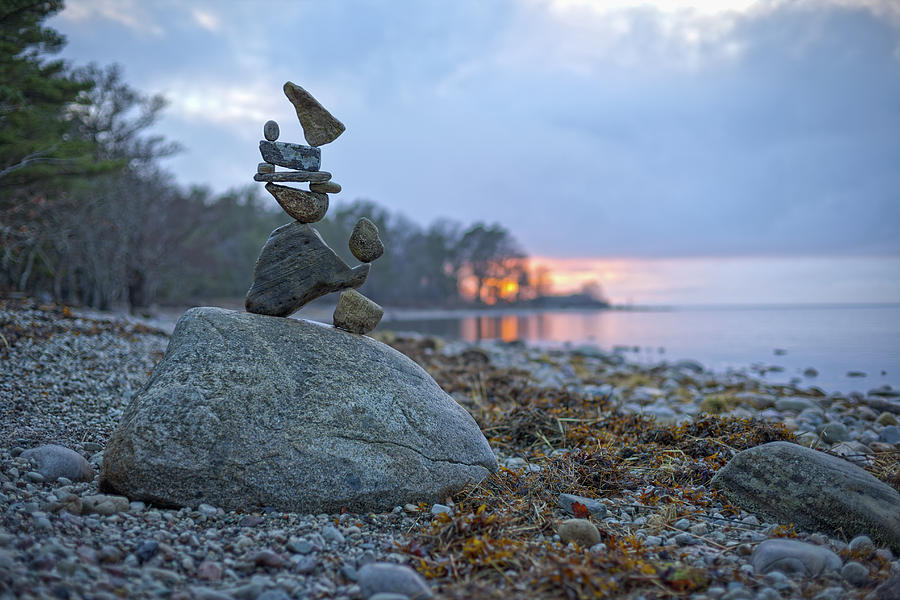 Balancing Art 73 Sculpture By Pontus Jansson
