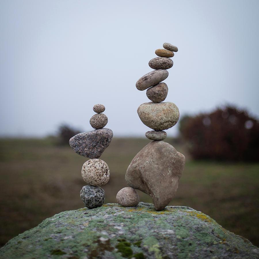 Balancing art #75 by Pontus Jansson